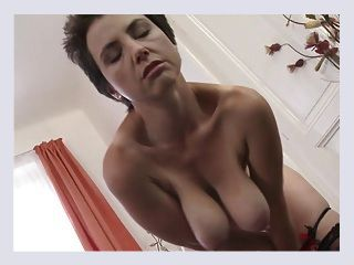 Next door boobs moms big